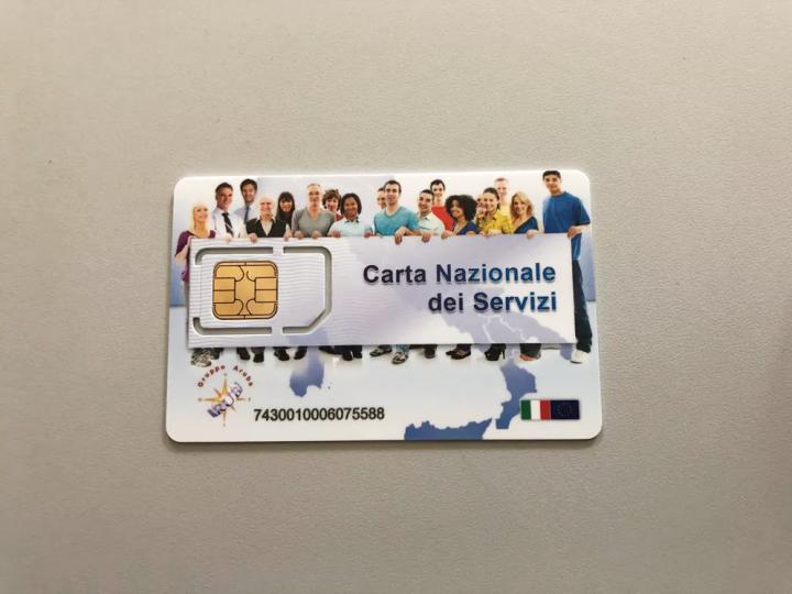 Firma Digitale e Carta Nazionale dei Servizi